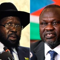 Support for ICC to investigate perpetrators of war crimes and crimes against humanity in South Sudan