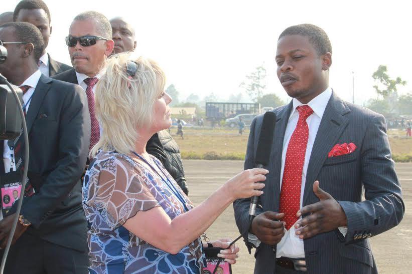 Prophet Bushiri Comments On Blood Of Jesus Selling