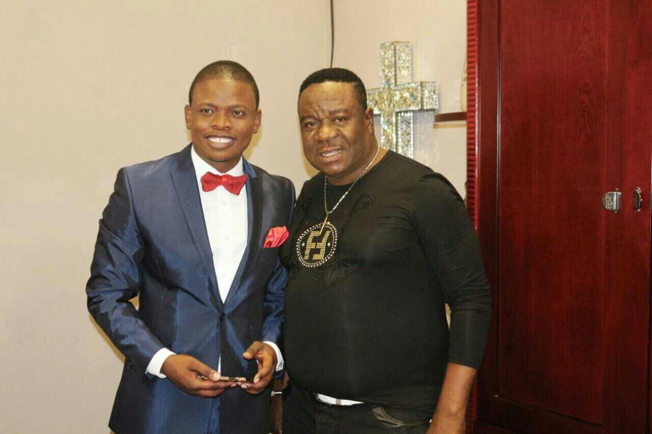 Mr Ibu Thrills At Prophet Bushiris Birthday Celebration