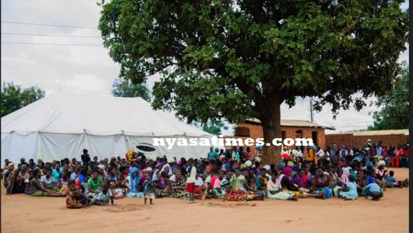Opportunity Bank of Malawi aids Mtandire flood victims