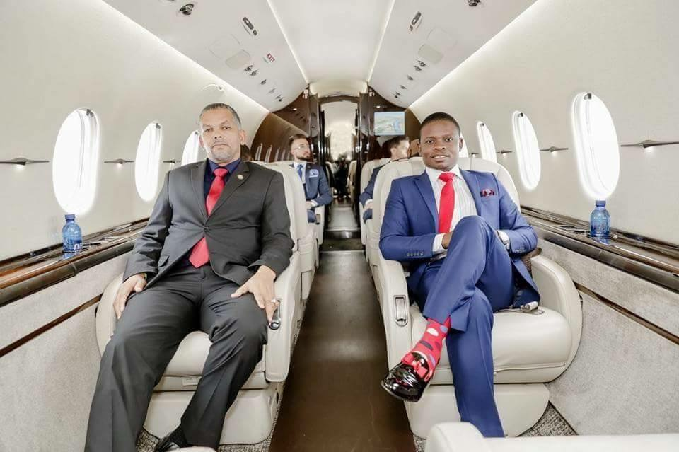 Bushiri Jets In Saturday To Drill Malawi Youth In