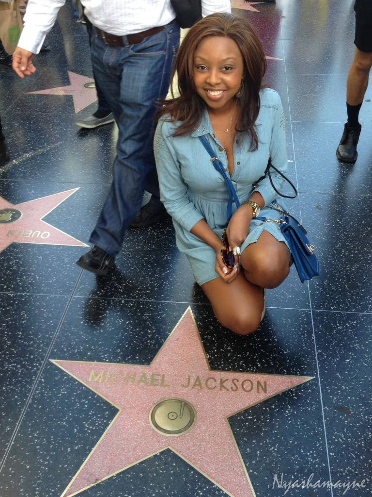 MJ - Hollywood Walk of Fame