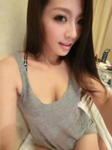 Asian escort girl