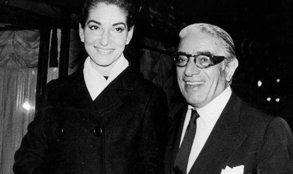 Among her clients was Aristotle Onassis
