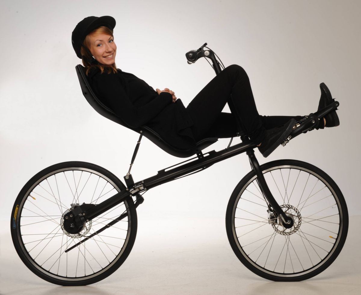 Recumbent Bikology in the Urban Jungle (the blog)