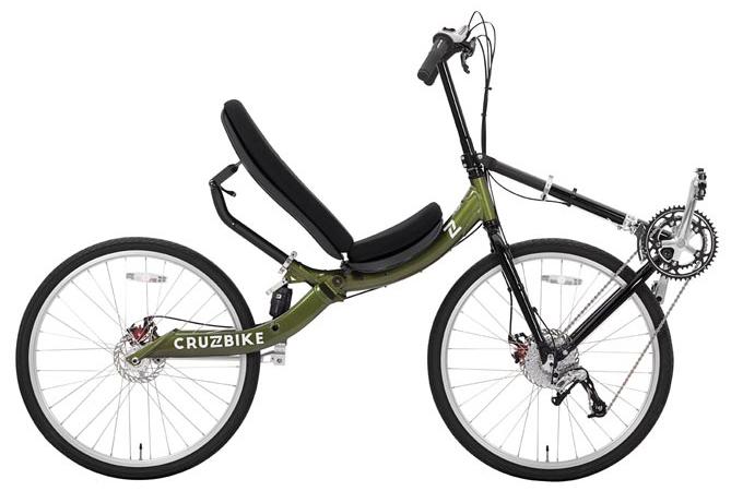 Cruzbike QX100 Quest series