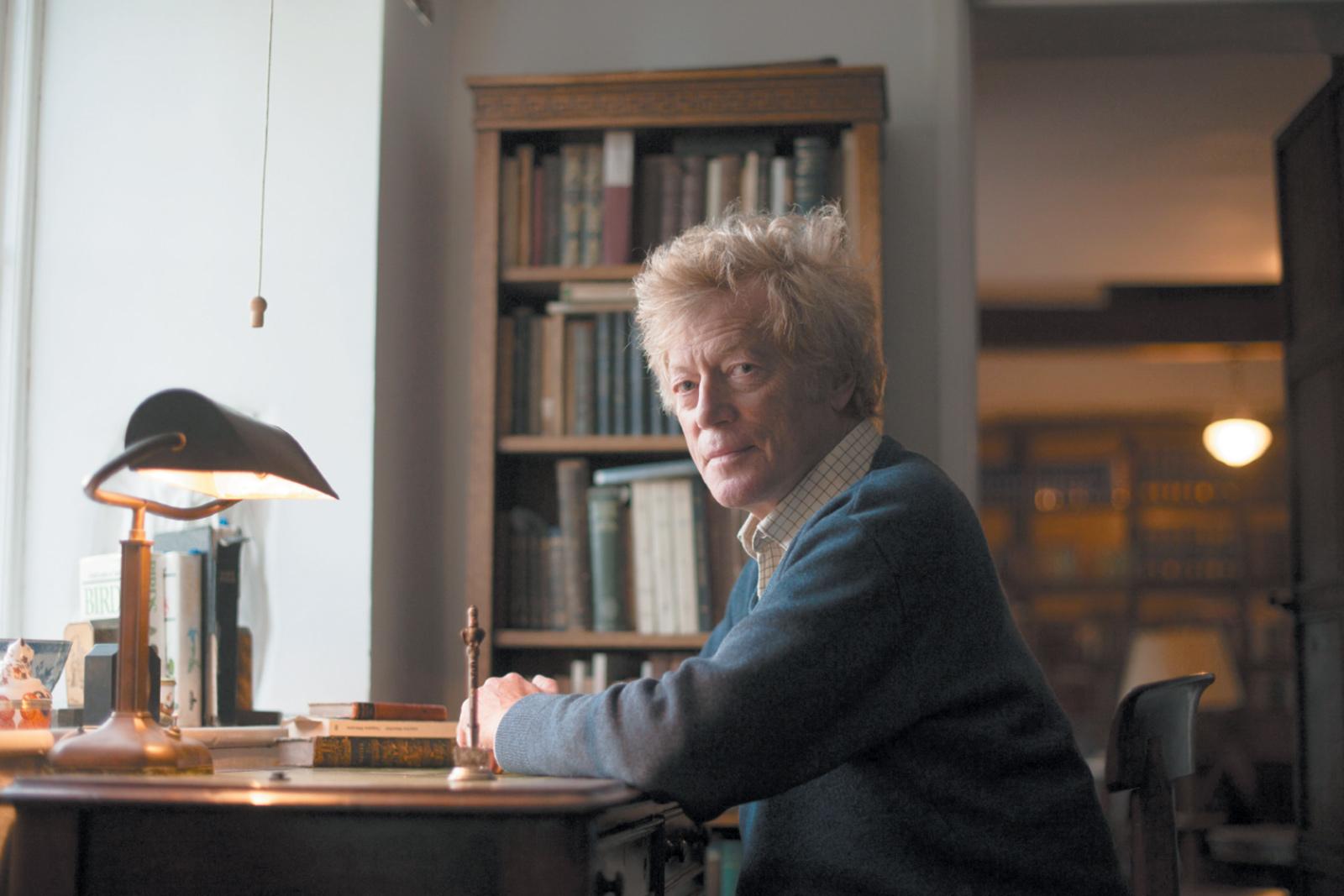 Roger Scruton, Wiltshire, England, November 2011