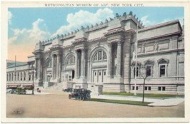 Image result for 1872 – The Metropolitan Museum of Art opens in New York City.