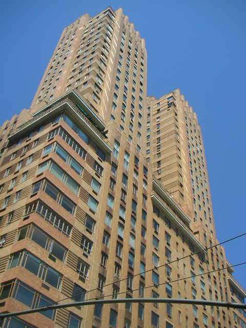 New York Architecture Images THE CENTURY APARTMENTS