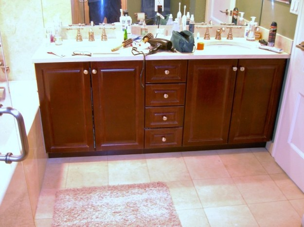 nyc custom bathroom vanity cabinets designed & custom made to fit