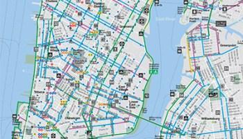 Staten Island Bike Map: Staten Island Bike Paths, Bike Lanes ...