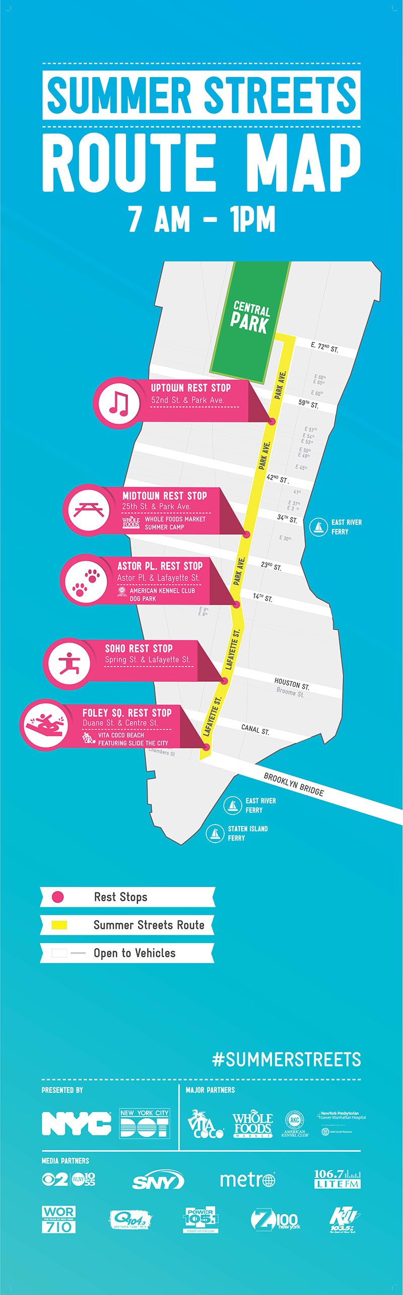 summerstreets map