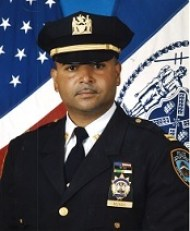 Capt. Reymundo Mundo, Commanding Officer of the NYPD 34th Precinct.