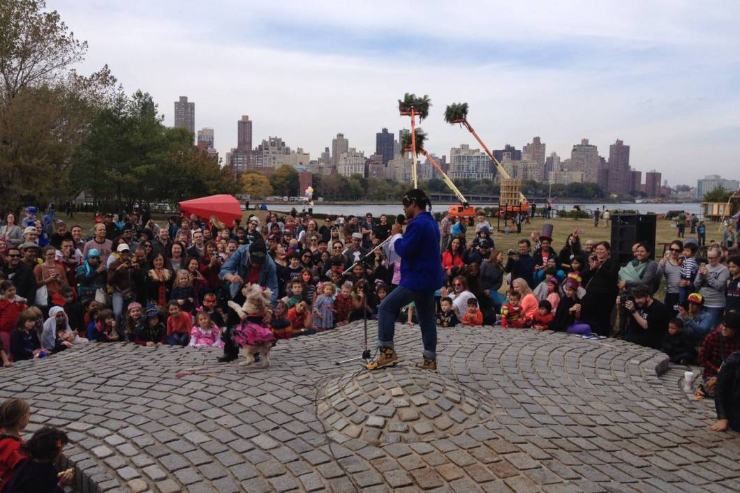 halloween harvest festival the official guide to new york city