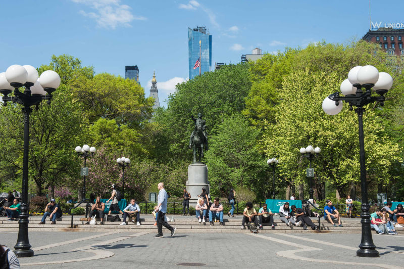 Union Square Park NYC Parks