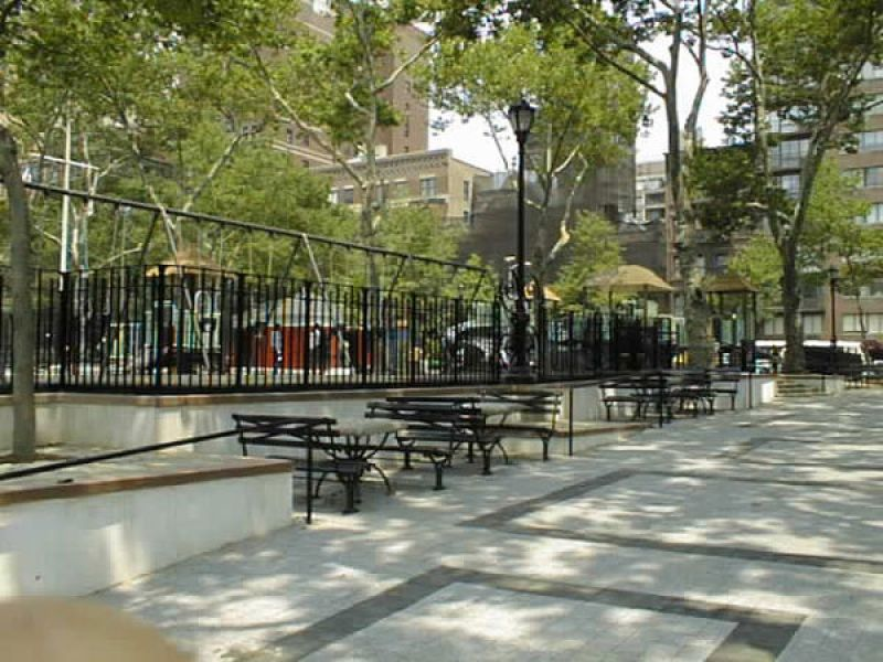 St Catherines Park NYC Parks