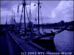 Segelschiff Kieler Woche