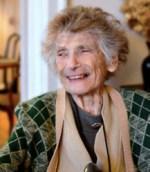 A portrait of Dr. Helen Reher