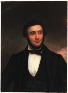 Painting of Captain Edward Greenfield Tinker