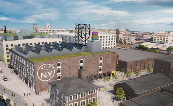 Proposed Sunset Park studios
