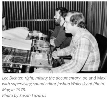 lee dichter mixing 1978