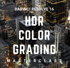 hdr colour grading workshop at abelcine