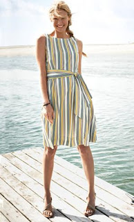 L.L. Bean Signature summer dresses