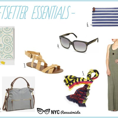 NYCR Picks: Jetsetter Essentials