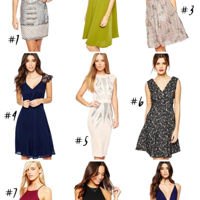 9 New Year's Eve Dresses Under $100