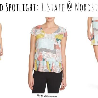Brand Spotlight: 1.State at Nordstrom