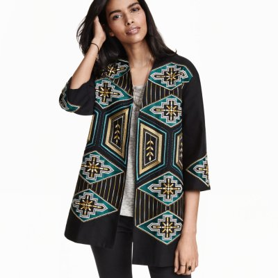 NEW ARRIVALS: pretty patterns at H&M