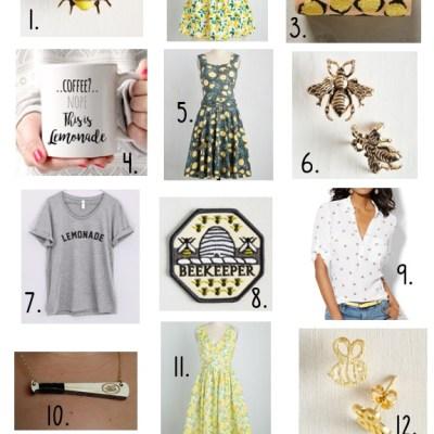 16 Ways to Show your Lemonade Love