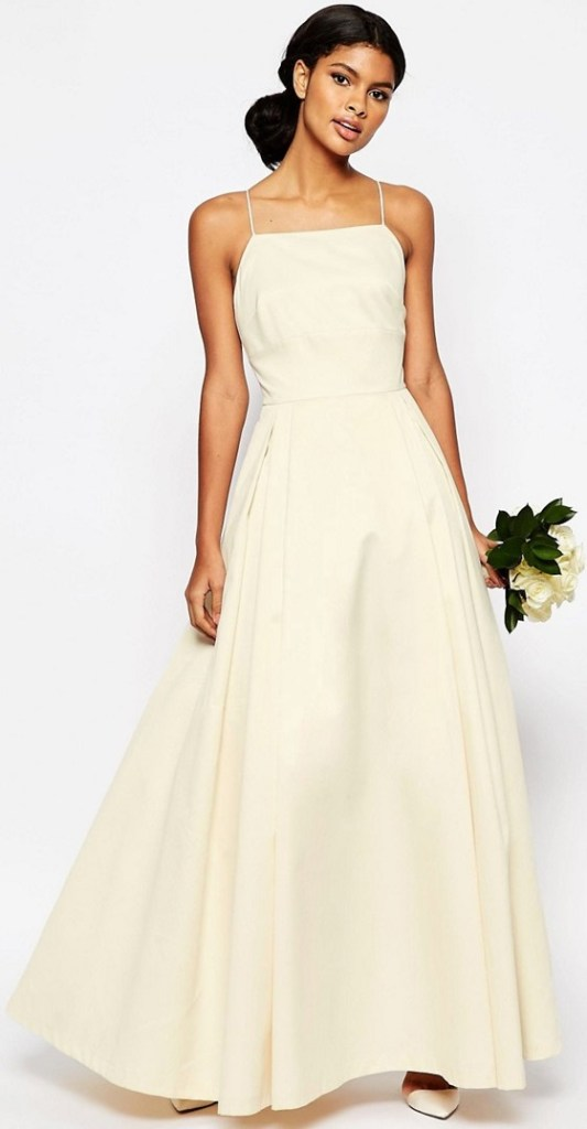 NEW ARRIVALS: gorgeous new wedding gowns at Asos - NYC Recessionista