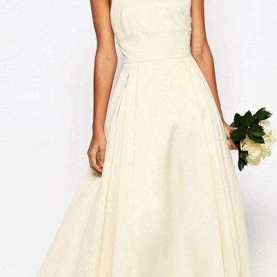NEW ARRIVALS: gorgeous new wedding gowns at Asos