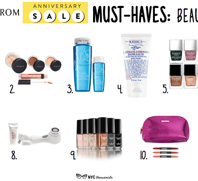 Nordstrom Anniversary Sale Picks: Beauty buys