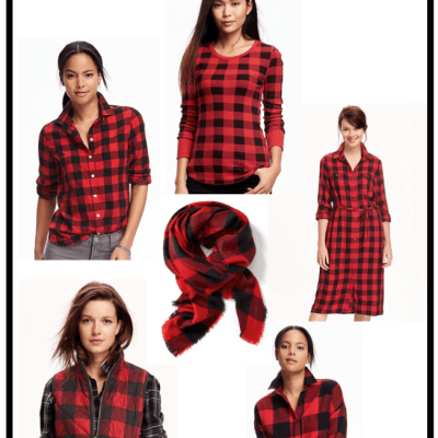 It's Buffalo Plaid Season, Y'all