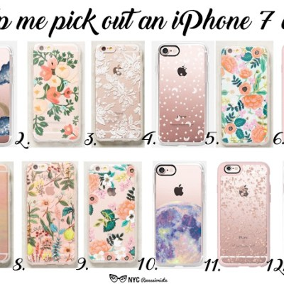 Which iPhone 7 case should I get?