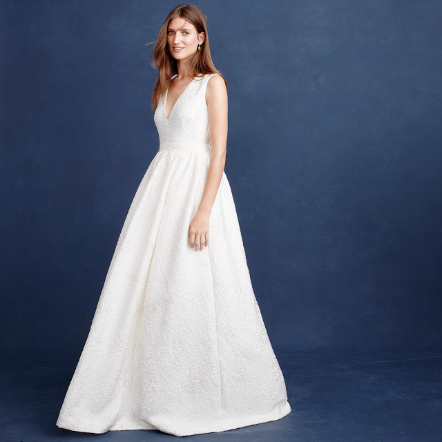 2bbf329d44e I was pretty surprised to hear that J. Crew was discontinuing its weddings  and parties line