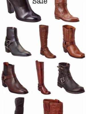 SALE ALERT: Frye boots are on Rue La La right now