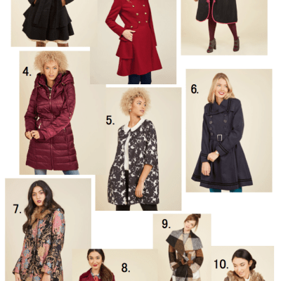 Modcloth's 12 Days of Deals – 30 percent off Outerwear