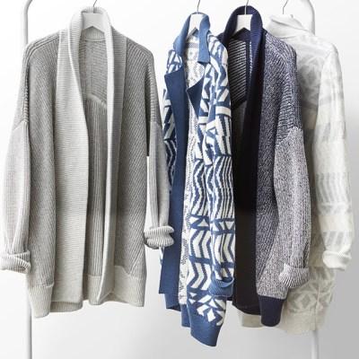 Statement Sweaters @ Gap + 40 percent off
