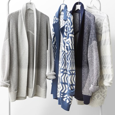 Statement Sweaters @ Gap + 40 percent off
