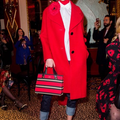 FIRST LOOK: Kate Spade Fall 2017 Collection from NYFW