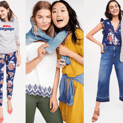 LAST DAY: 40 percent off at Old Navy, Gap and Banana Republic