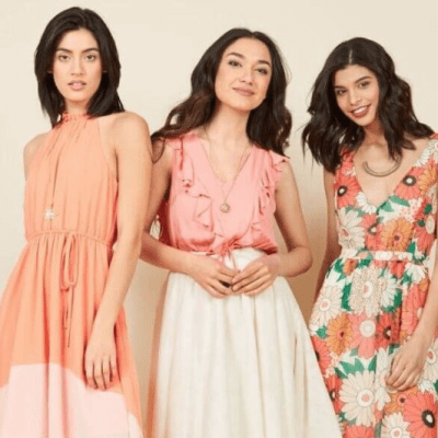 SALE ALERT: all dresses BOGO 50 percent off at Modcloth