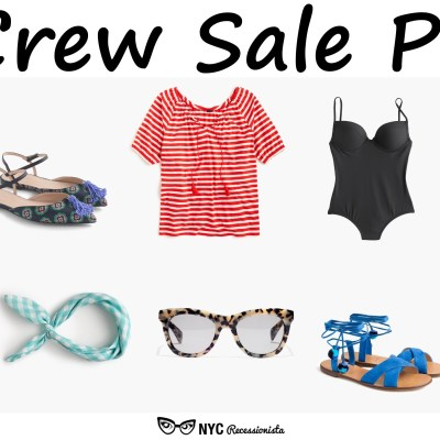 FINAL HOURS: extra 40 percent off sale at J. Crew
