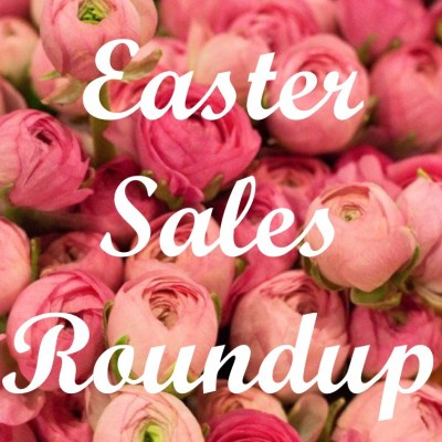 45 Easter Sales to Shop this Weekend