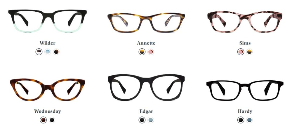 5ed3b6ad3f (All images courtesy of Warby Parker). « What NYC Recessionista ...