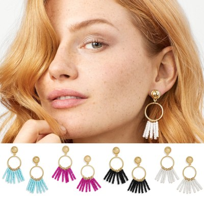 The $12 tassel earrings you'll want in every color