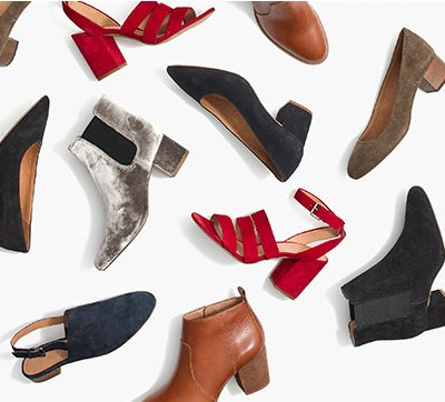 Madewell shoe sale – take up to 30 percent off
